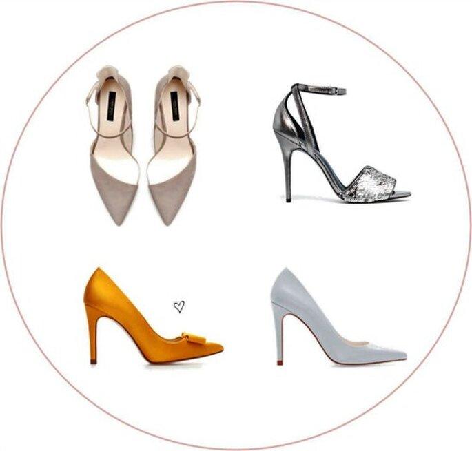 Sapatos para Noivas Salto Alto