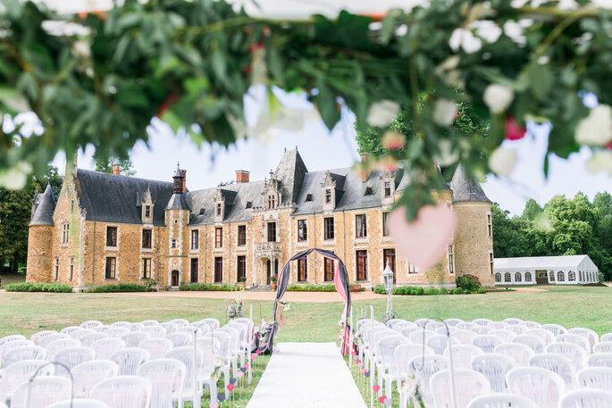 Château de Chéronne - Lieu de réception pour votre mariage - Sarthes