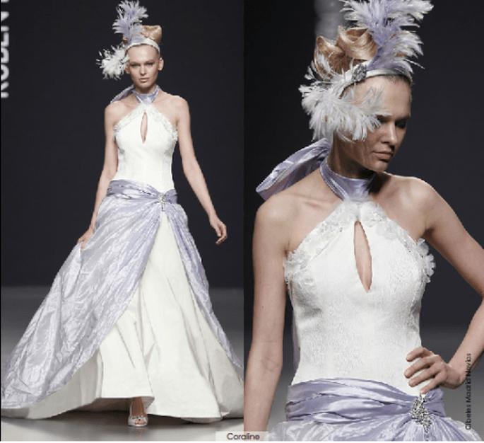 Vestido Coraline, colección 2012 Rubén Perlotti