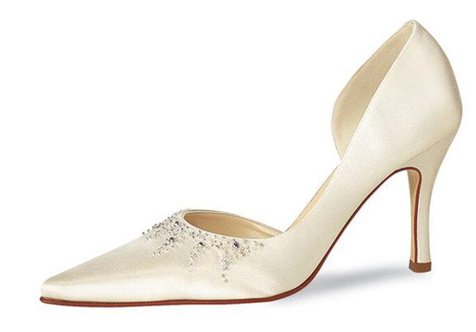 5 Modell Lara aus der Rainbow Club Elegance Kollektion von Elsa Coloured Shoes