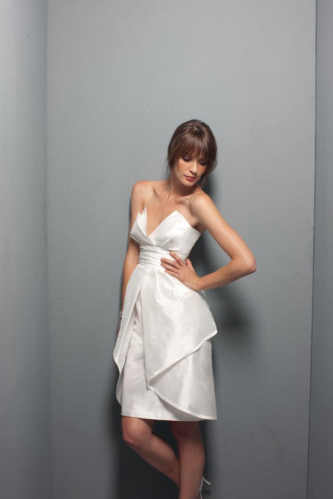 Robe de mariée Les privées Cymbeline 2011 - Ebane