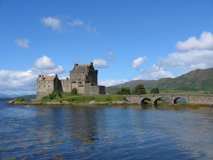 Castelo Eilean Donan - Isle of Skye