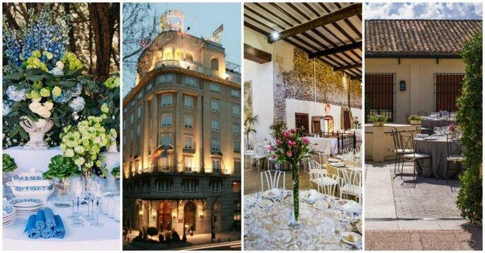 Quinta Dádivas, Hotel Wellington, Finca Casa de los Oficios y El Regajal