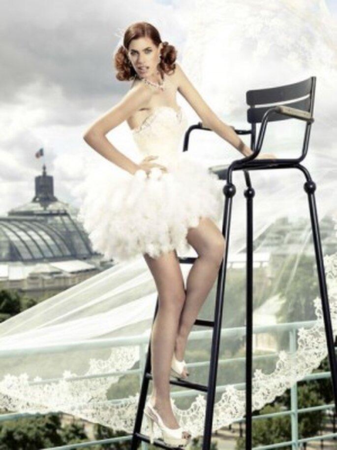Les robes de mariée Hayari Couture sauront révéler votre féminité !
