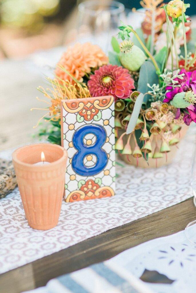 Выбрать цветовую гамму свадьбы: 10 советов от Zankyou  - Honey Honey Photography