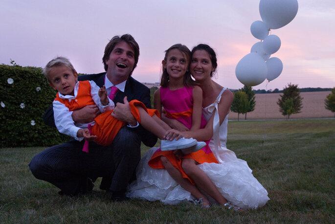 Zankyou Real Weddings : Pierre-Eloi & Alphée