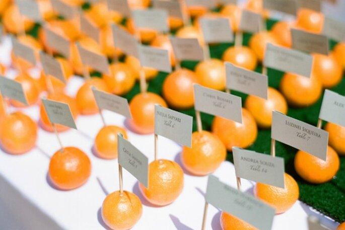 Tutti Frutti, decorazioni nuziali - Foto Lane Dittoe