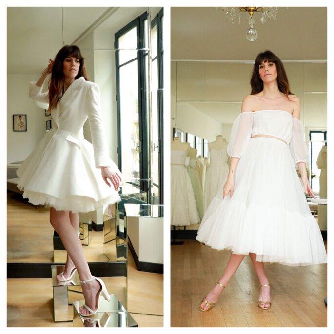 Love Is Like A Rose - Robe de mariée tendance - Paris