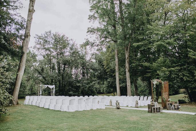 Le Prieuré de Saint Cyr - Lieur de réception mariage - Seine-et-Marne