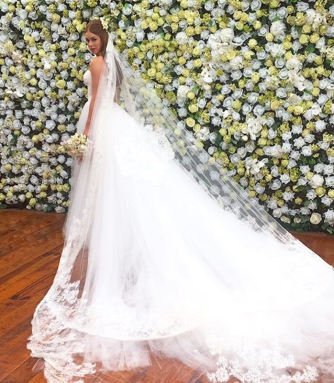 Vestido noiva Marina Ruy Barbosa