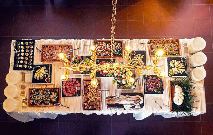 Mencarelli Group Roma Catering