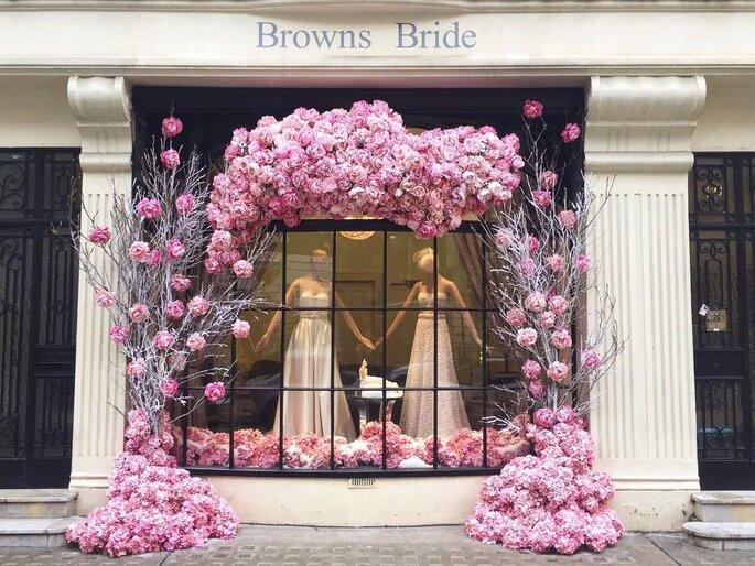 Browns Bride - Shop Front