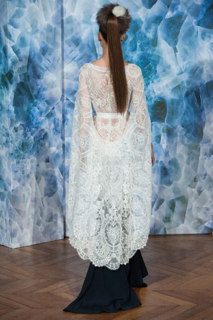 Vestidos de fiesta alta costura otoño 2014 - Foto Alexis Mabille