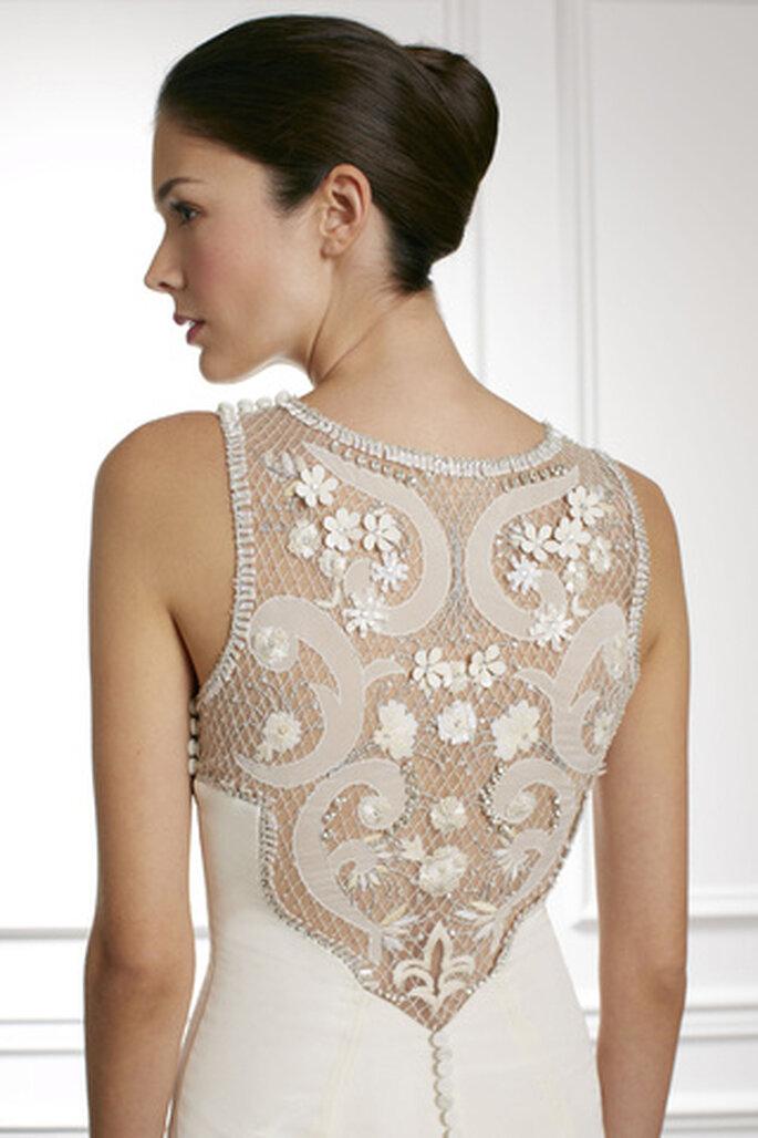 Vestido de novia Juliet - Foto: Carolina Herrera vía Vogue.es