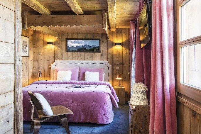 Se marier à la montagne, en Haute-Savoie, dans un hôtel de charme