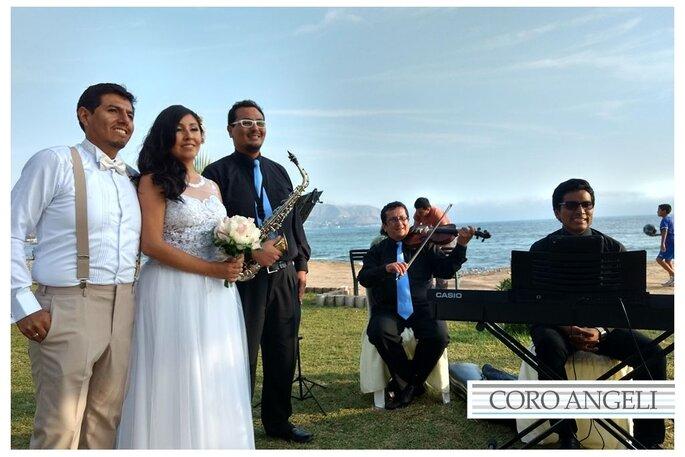 Coro Angeli coro Lima