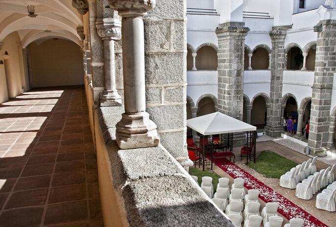 Convento do Espinheiro - Foto: Divulgação