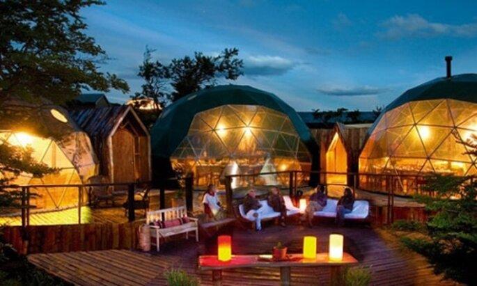 Dormir sous la tente en voyage de noces, oui mais dans des tentes de luxe au coeur de la Tanzanie