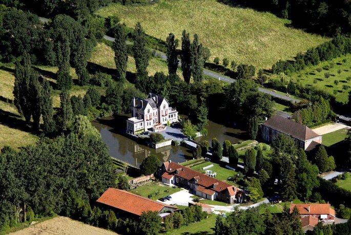 Château de Quesmy - Lieu de réception mariage - Oise