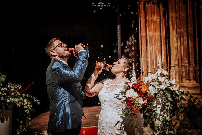 Artesano de la Luz fotógrafo bodas Madrid