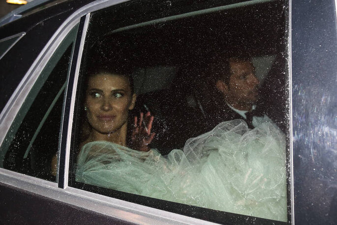 Vestido de noiva de Michelle Alves