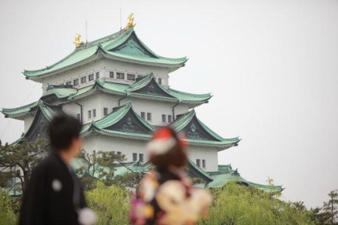 Asia y Japón para tu viaje de novios