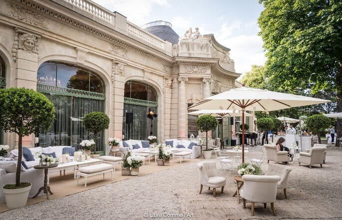 Pavillon Dauphine Saint-Clair - Lieu de Réception - Paris (75)