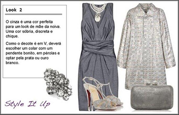 Vestidos para la madre de la novia - Estilo it Up