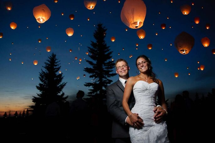 Globos Sky Lanterns
