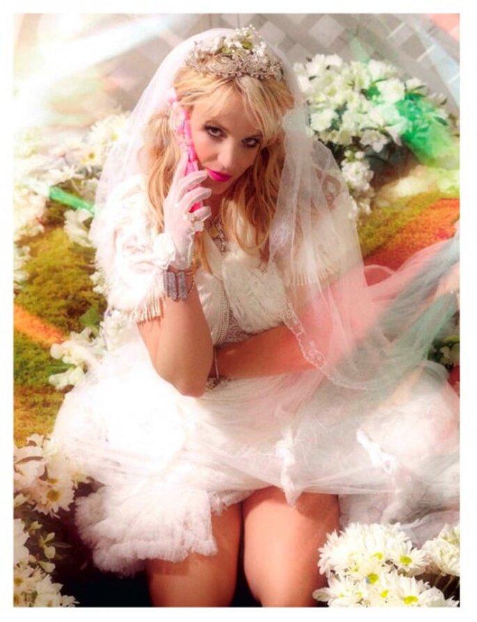 Britney Spears lista para ser novia de nuevo - Foto Britney Spears Facebook