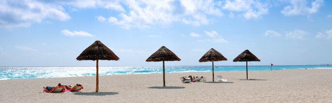 Cancun Beach, Mexico (credit: Michelle Pautasso)