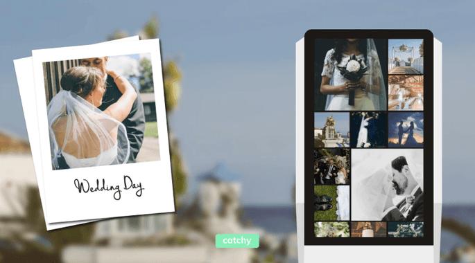 Catchy Instagram Photobooths