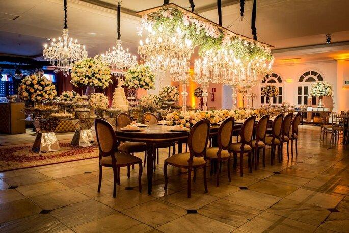 Buffet Catharina foto salão