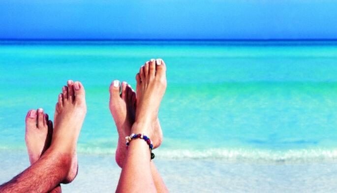 """Una inolvidable luna de miel ayuda a empezar con """"buen pie"""" la vida en pareja"""