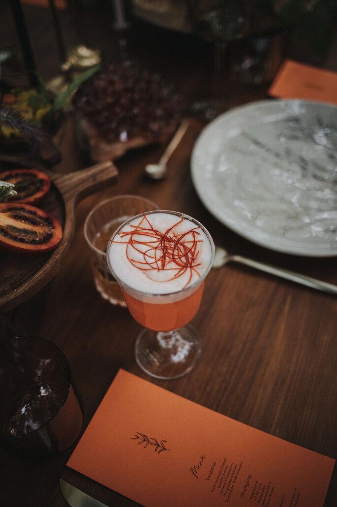 Cocktail Apero Hochzeit
