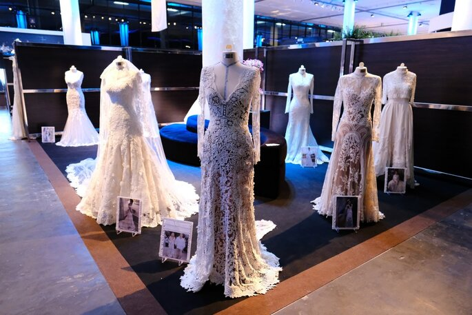 Vestidos da estilista Lethicia Bronstein. Foto: Namour Filho