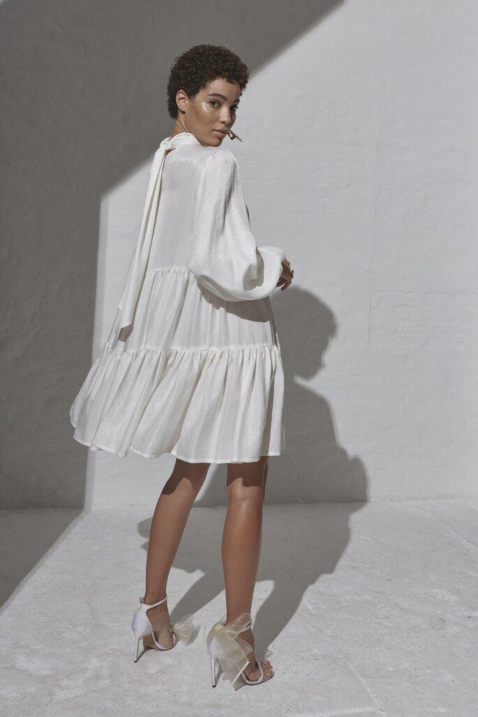 Brautkleid Mini Oversized von Kaviar Gauche