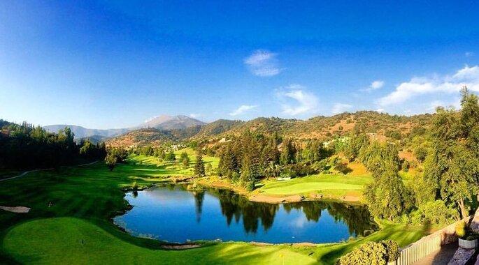 Valle Escondido Golf & Country Club centros de eventos Santiago