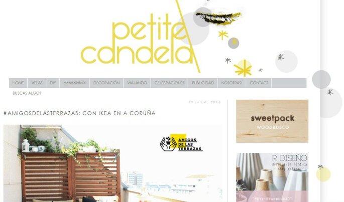 Blog Petite Candela