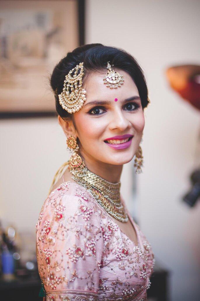 Makeup Artist: Priyanka Arora.