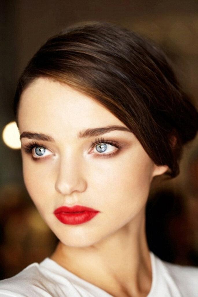 Foto: Miranda Kerr Makeup