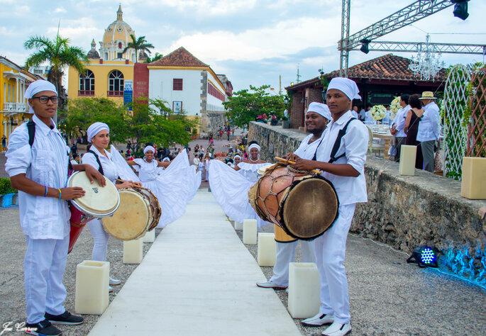 Bodas & Glamour wedding planner Cartagena