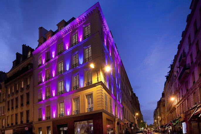 Photo : Hôtel Secret de Paris