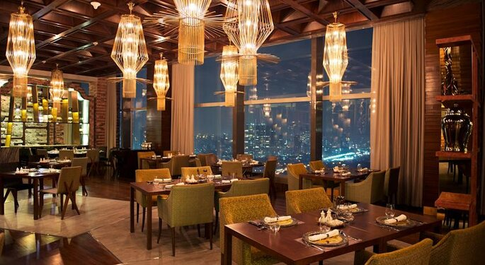 Hotel: The St. Regis Mumbai.