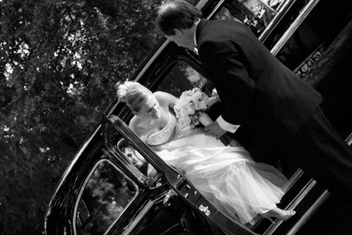Organizar mi boda paso a paso: El auto de novios