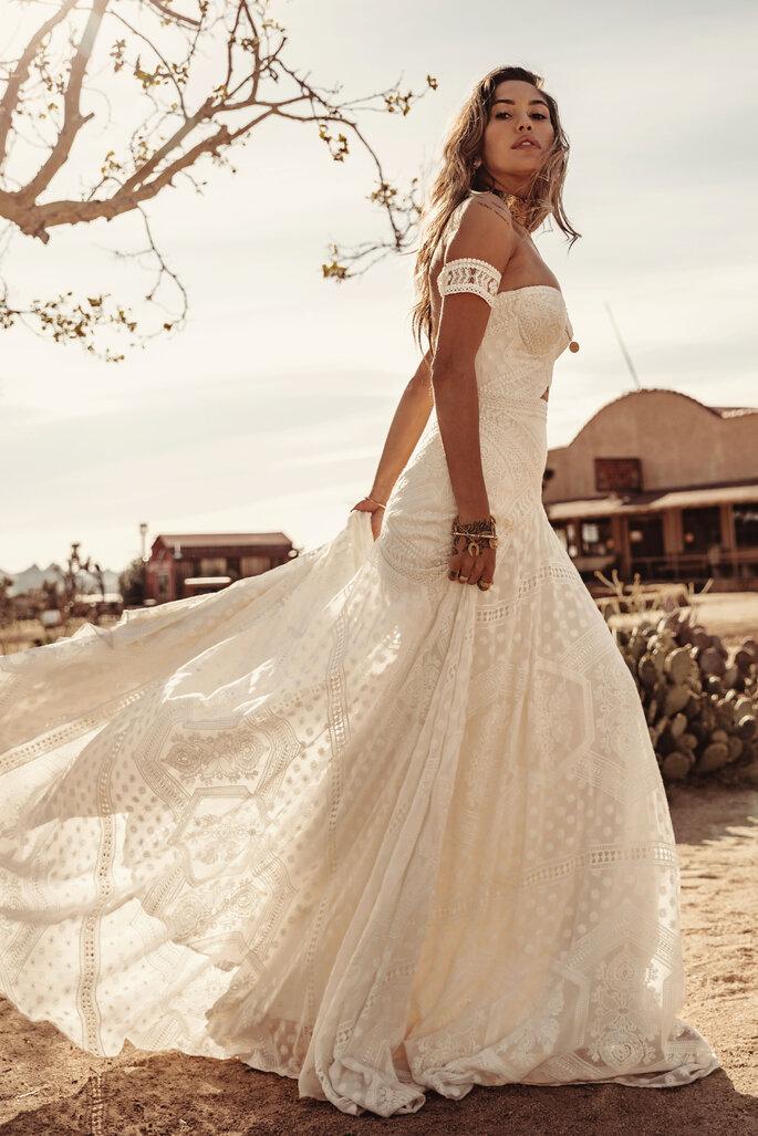 Printemps Haussmann, Paris, Bridal Days, vente de robes de mariée remisées