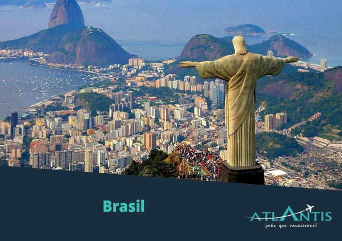 Viajes Atlantis luna de miel Brasil