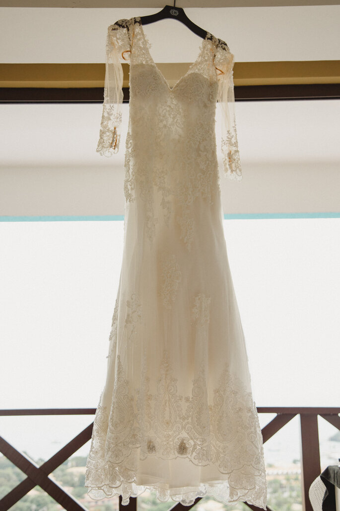 Vestido de noiva: Atelier Carol Hungria - Fotografia: Alexandre Rechtman