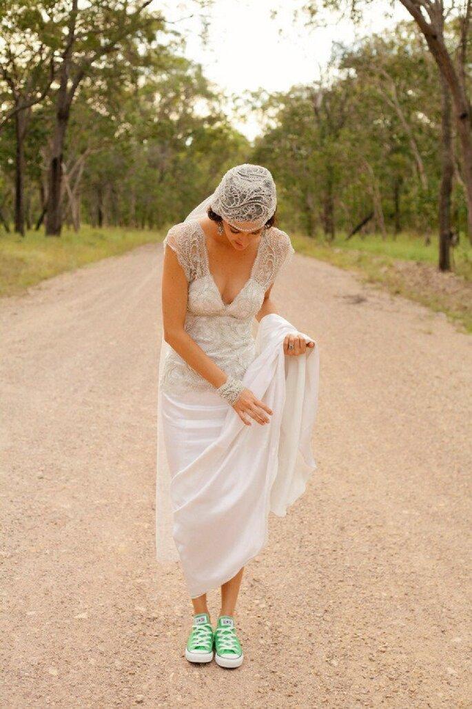 Beneficios de correr para las novias más activas - Foto Marina Locke Photography