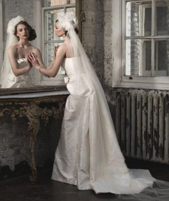 Robe de mariée Bruce Oldfield : le créateur de la robe de Kate Middleton